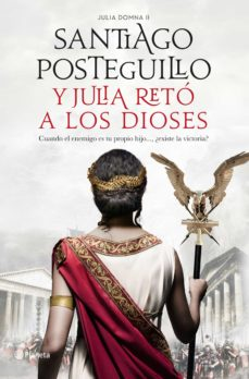 Book Cover: Y JULIA RETO A LOS DIOSES