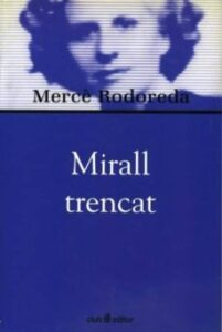 Book Cover: MIRALL TRENCAT